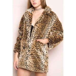 Brandy Melville Mica Coat